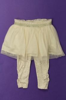 habits bébé Jupe en tulle legging intégré Tape à l'Œil 9 mois Tape à l'œil
