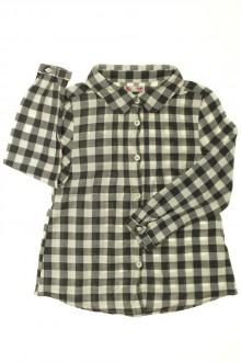 vêtements occasion enfants Chemisier à carreaux DPAM 5 ans DPAM