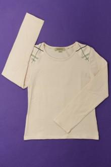 vêtements occasion enfants Tee-shirt manches longues Burberry 8 ans Burberry