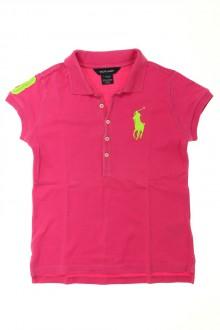 vêtements d occasion enfants Polo manches courtes