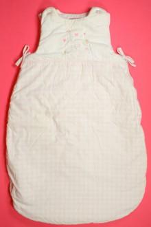 vetements d occasion bébé Gigoteuse Vichy Natalys 3 mois Natalys