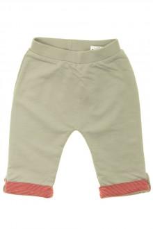 vêtements bébés Legging doublé Obaïbi 1 mois Obaïbi