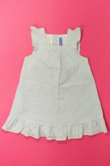 vêtements bébés Robe Vichy Bout'Chou 18 mois Bout'Chou