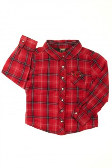 vêtement enfant occasion Chemise à carreaux Tape à l'Œil 2 ans Tape à l'œil