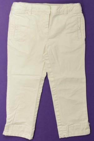 e46c6eb48d81b Pantalon en toile Blanc Jacadi 7 ans