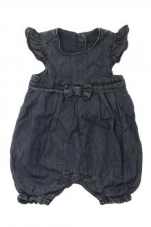 vêtements bébés Barboteuse en jean Tape à l'Œil 3 mois Tape à l'œil