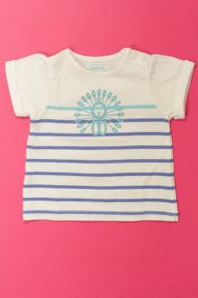 vetements d occasion bébé Tee-shirt manches courtes