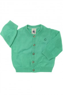 vêtements bébés Gilet Petit Bateau 3 mois Petit Bateau