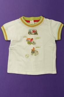 Habits pour bébé Tee-shirt manches courtes