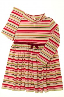 vêtements d occasion enfants Robe rayée en velours Gymboree 5 ans Gymboree