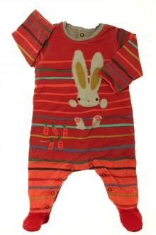 vêtements bébés Pyjama/Dors-bien doublé