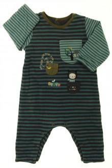 habits bébé Combinaison molletonnée
