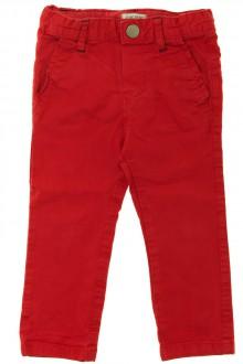 Habits pour bébé occasion Pantalon en toile Catimini 18 mois Catimini