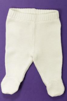 Habits pour bébé occasion Pantalon à pieds Orchestra 3 mois Orchestra