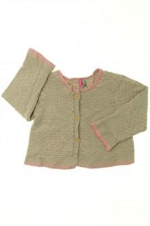 vêtements bébés Gilet Orchestra 9 mois Orchestra