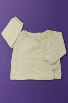 vêtements bébés Brassière Tape à l'œil 3 mois Tape à l'œil