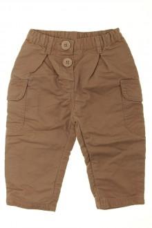 habits bébé occasion Pantalon doublé Petit Bateau 18 mois Petit Bateau