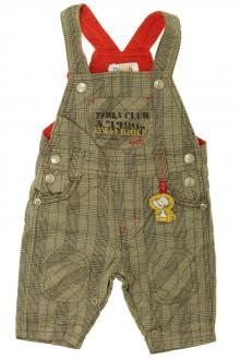 habits bébé Salopette Prince de Galles La Compagnie des Petits 3 mois La Compagnie des Petits