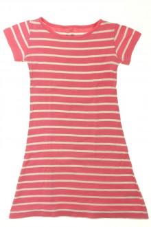vêtements occasion enfants Chemise de nuit rayée Petit Bateau 5 ans Petit Bateau