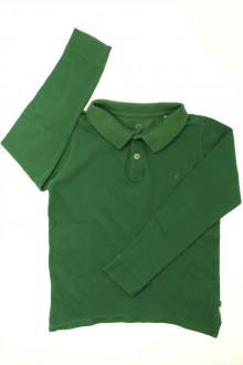 vêtements occasion enfants Polo manches longues Okaïdi 8 ans Okaïdi