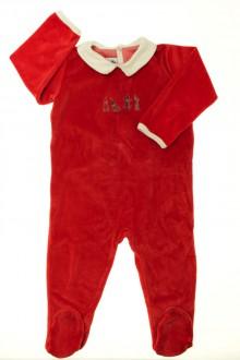 vêtements enfants occasion Pyjama/Dors-bien en velours