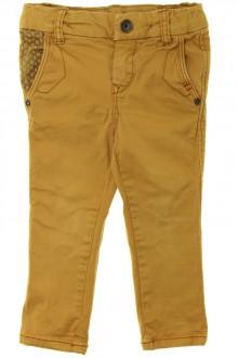 vêtement enfant occasion Pantalon en toile Catimini 2 ans Catimini