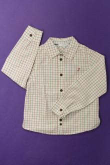 vetements enfants d occasion Chemise à carreaux Jacadi 4 ans Jacadi