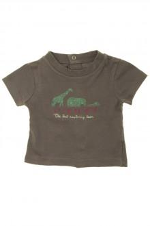 habits bébé Tee-shirt manches courtes