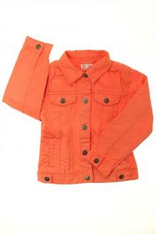 vetement occasion enfants Veste en jean de couleur DPAM 6 ans DPAM