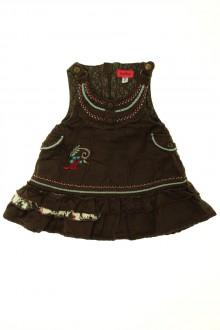 habits bébé Robe en toile Marèse 6 mois Marèse