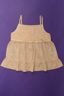 vetements enfants d occasion Blouse fines bretelles Baby Dior 5 ans Baby Dior