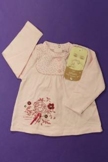 vêtements bébés Tee-shirt manches longues - NEUF Absorba 12 mois Absorba
