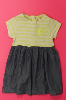 vêtements occasion enfants Robe bi-matière DPAM 2 ans DPAM