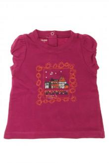 Habit d'occasion pour bébé Tee-shirt manches courtes