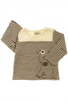 Habit d'occasion pour bébé Tee-shirt manches longues