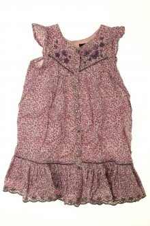 vetements enfant occasion Robe fleurie Sergent Major 3 ans Sergent Major