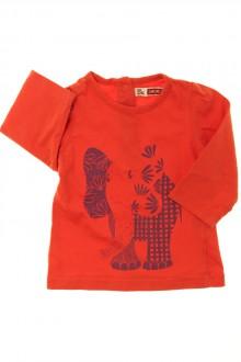 habits bébé Tee-shirt manches longues
