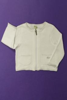 Habits pour bébé occasion Sweat zippé Orchestra 3 mois Orchestra