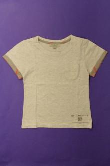 vetements enfants d occasion Tee-shirt manches courtes Burberry 5 ans Burberry
