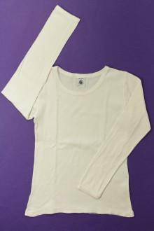 vêtements occasion enfants Tee-shirt manches longues Petit Bateau 8 ans Petit Bateau