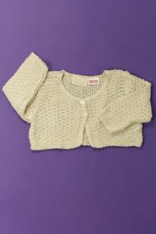 Habit d'occasion pour bébé Gilet Zara 9 mois Zara