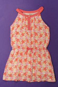 vêtements occasion enfants Robe fleurie Okaïdi 5 ans Okaïdi
