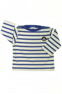 vêtements bébés Marinière Petit Bateau 3 mois  Petit Bateau