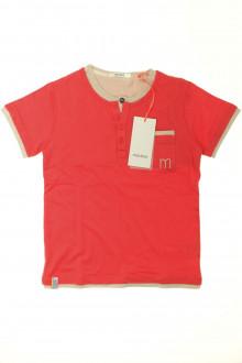 vêtements occasion enfants Tee-shirt manches courtes - NEUF Marèse 8 ans Marèse