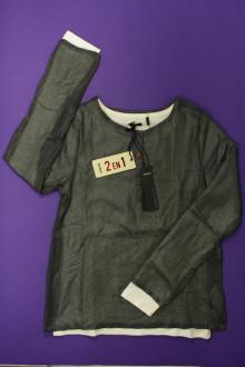 vetement enfants occasion Blouse et tee-shirt superposés - NEUF IKKS 12 ans IKKS