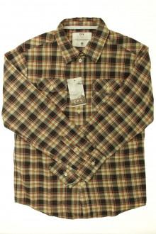 vetements enfants d occasion Chemise à carreaux - NEUF CFK 12 ans CFK