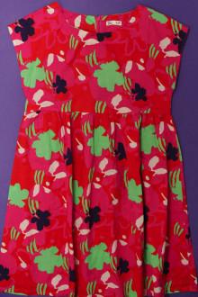 vêtements occasion enfants Robe fleurie DPAM 12 ans DPAM