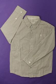 vêtements enfants occasion Chemise à fines rayures DPAM 10 ans DPAM