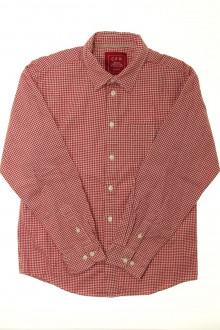 vetement occasion enfants Chemise à petits carreaux - NEUF CFK 10 ans CFK