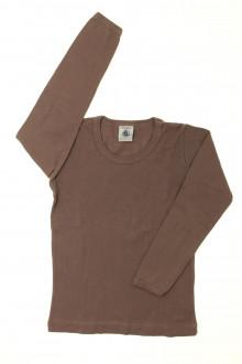 vêtement enfant occasion Tee-shirt manches longues Petit Bateau 5 ans Petit Bateau